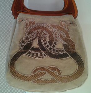 Marja Hellfferich Serpent tas
